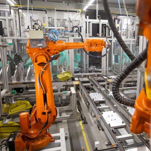 Empresas que renuevan su maquinaria obsoleta